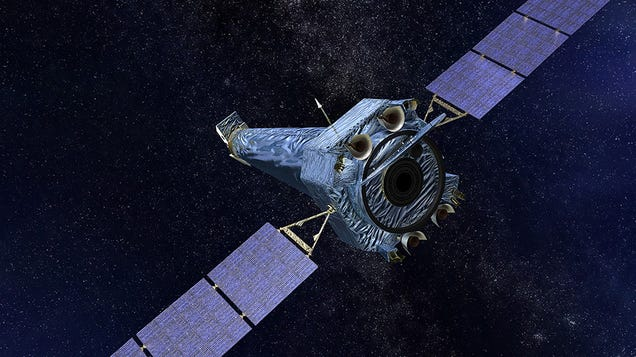 Just Days After Hubble, NASA s Chandra X-ray Observatory Also Enters Safe Mode