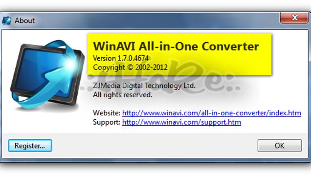 WinAVI All in One Converter - Скачать бесплатно последнюю версию, без кряк.
