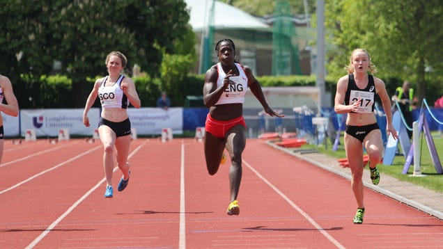 Run Faster With Track Workouts