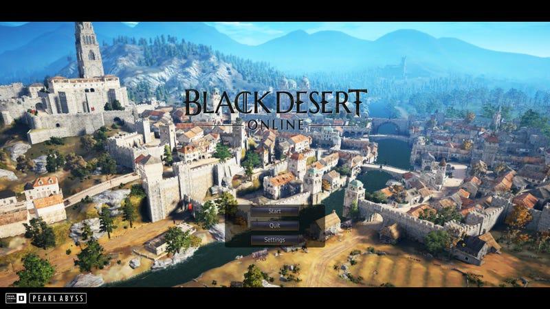 Illustration for article titled We Have Entered The Black Desert