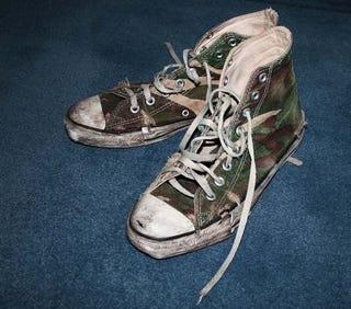 5d032e7e3e1 De-Stink Smelly Shoes With Cat Litter