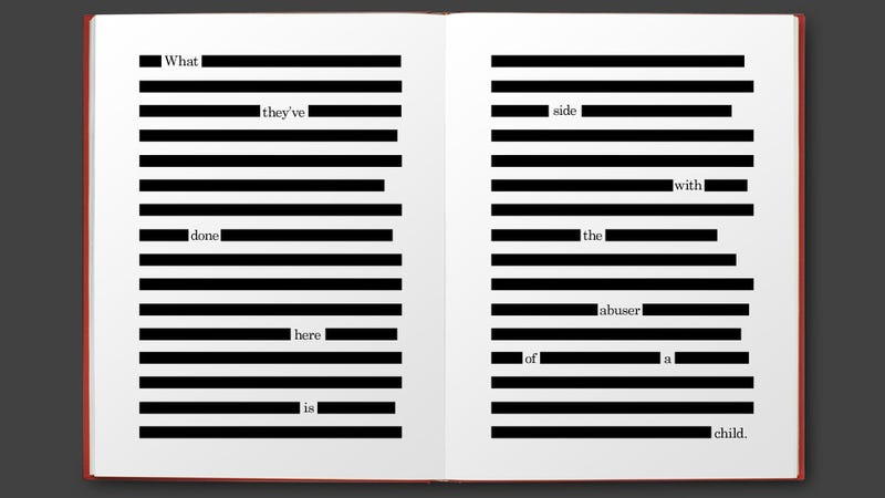 Illustration for article titled Major eBook Publisher Sides With Alleged Pedophile