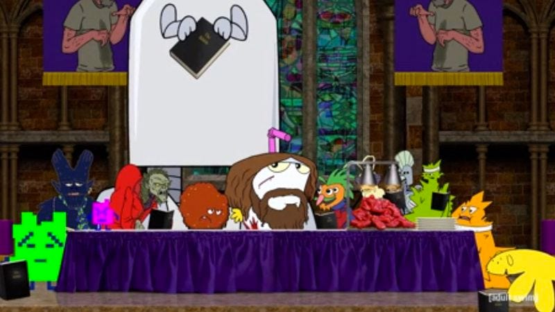 Aqua teen hunger force pics 4