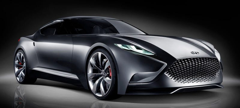 Next Hyundai Genesis Coupe Could Get V8 Be More Of A Coupe