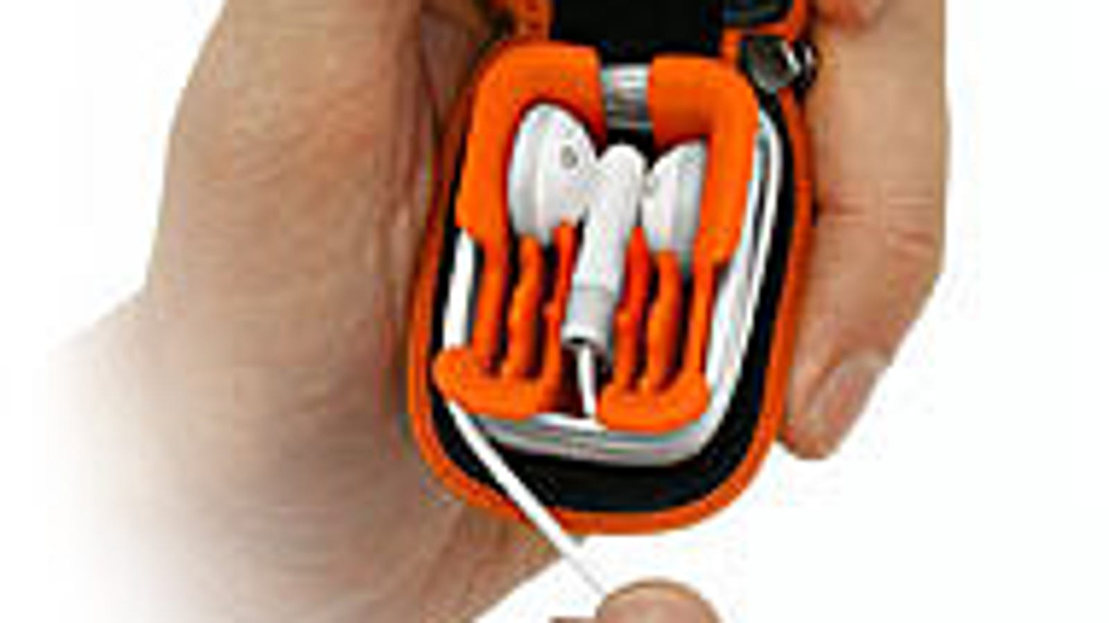jvc earbuds orange - SendStation Ear Buddy