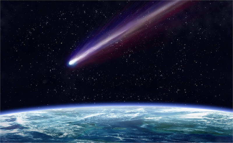 Illustration for article titled Un gran asteroide pasará hoy muy cerca de la Tierra. ¿Cómo verlo?