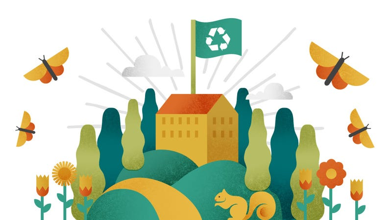 Illustration for article titled What Did Recycling Look Like In 280 BC? [Infographic]