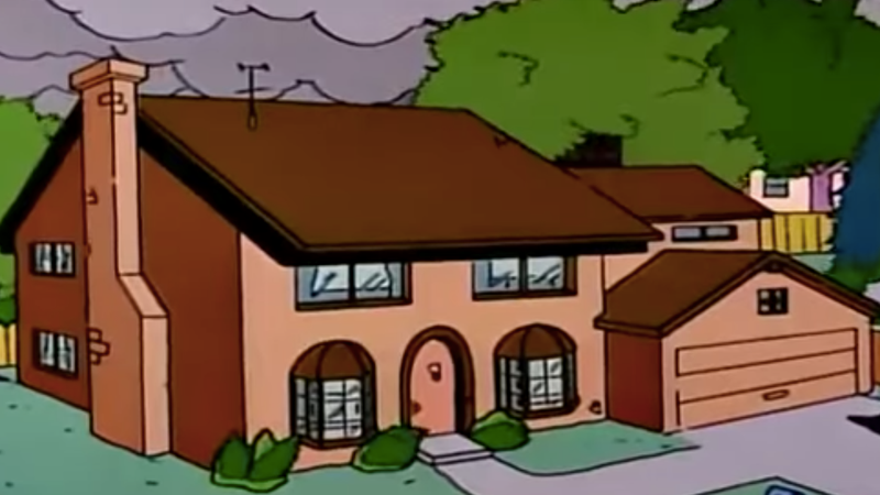 Screenshot: The Simpsons