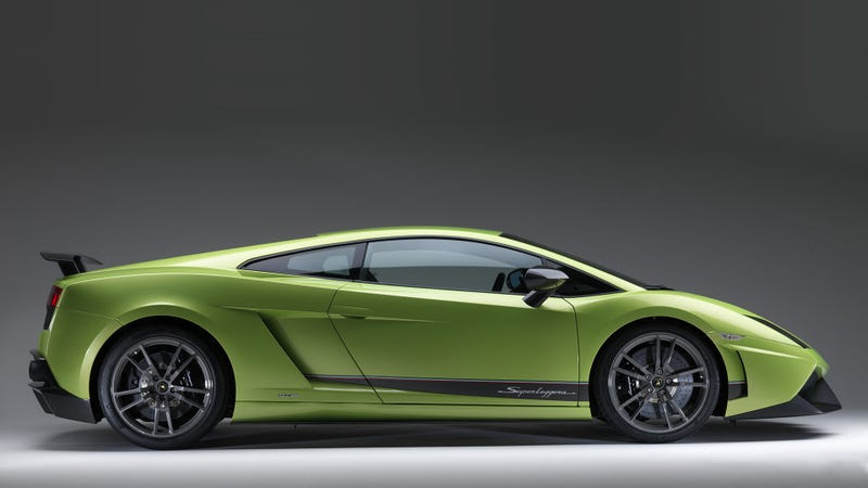 Illustration for article titled Would you ever buy a Gallardo?