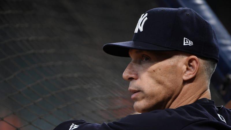 Joe Girardi will not return as Yankees manager in 2018