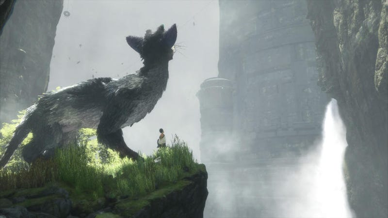 Illustration for article titled The Last Guardian Players Are Looking For A Final Big Secret