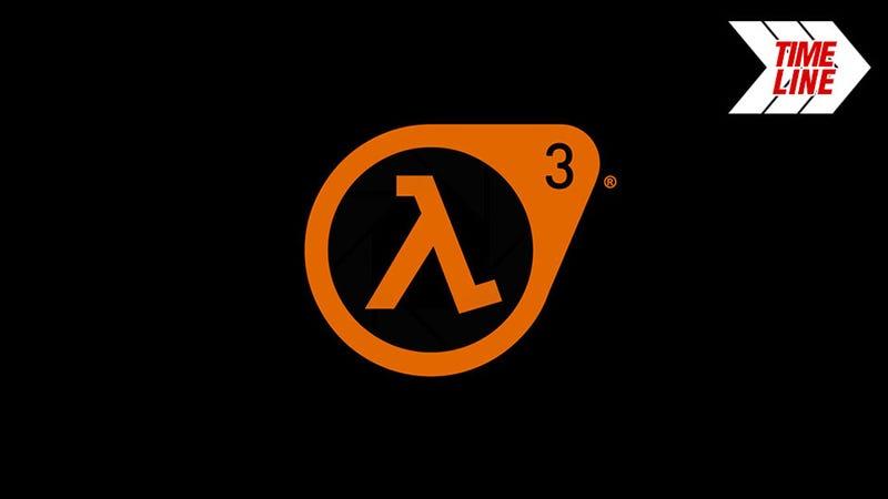 Illustration for article titled Kotaku Timeline: Half-Life 2: Episode Three