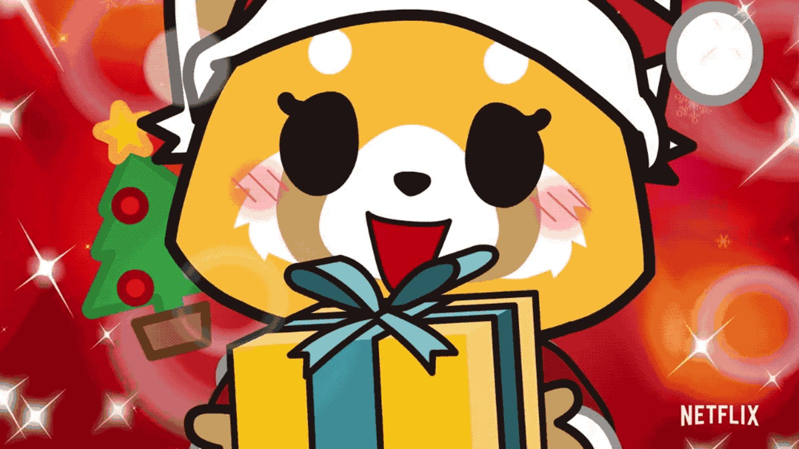 Aggretsuko Is Getting a Holiday Special, and It's Gonna Rock