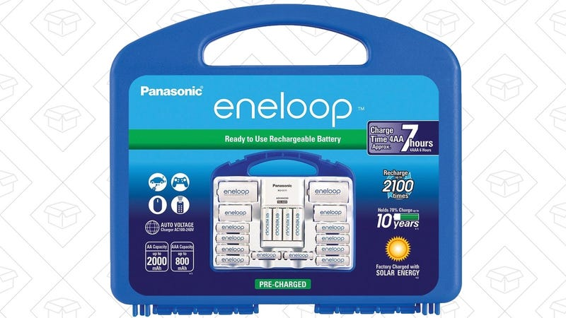 Eneloop Super Power Pack, $45