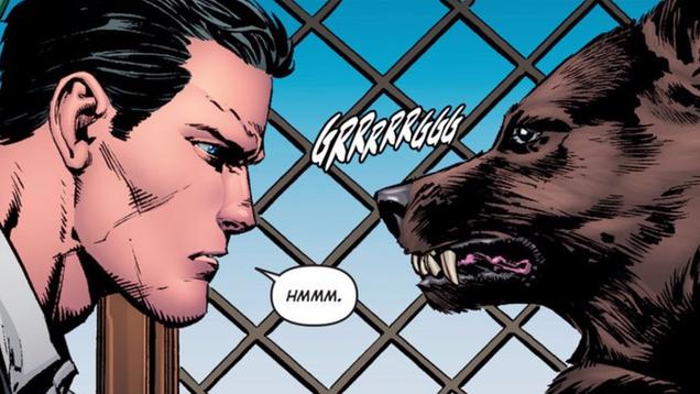 how the batman got his bat hound