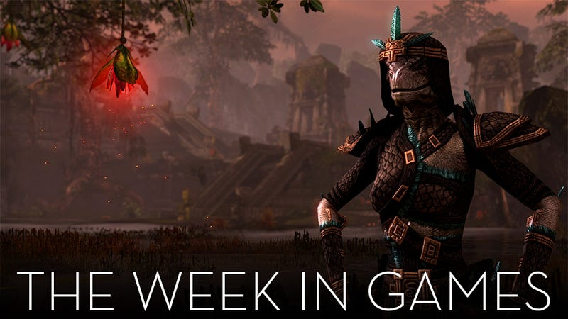 Illustration for article titled The Week In Games: Enough Elder Scrolls For Everybody