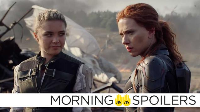 New Black Widow Details Reveal Natasha s Ties to Her Past