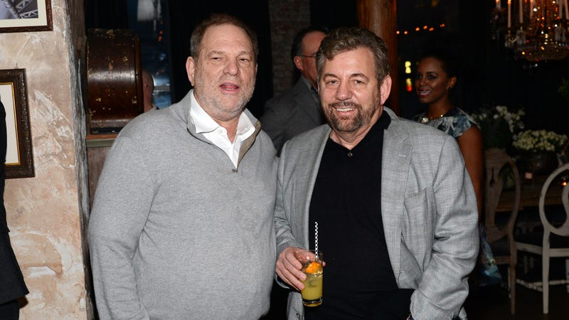 Illustration for article titled Knicks owner James Dolan wrote a morose ballad about his friend Harvey Weinstein