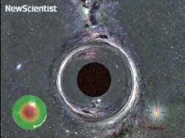 entering a black hole backwards - photo #9