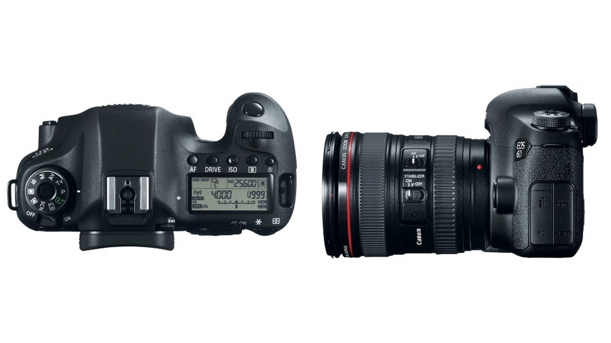 Canon EOS 6D: The Cheapest Full-Frame HD Video DSLR Ever