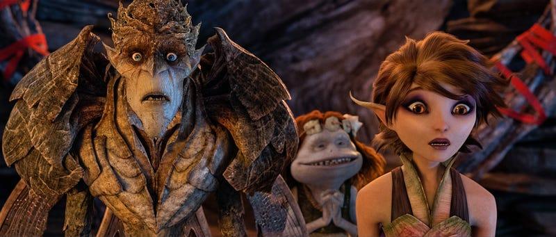 Illustration for article titled Strange Magic será la nueva película animada de Lucasfilm