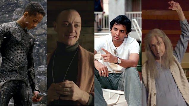 13 Things M. Night Shyamalan s Movies Are Afraid Of