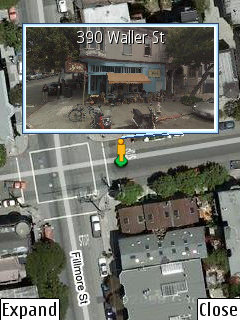 Illustration for article titled Google Maps Mobile App Now Does Full-Screen Street View