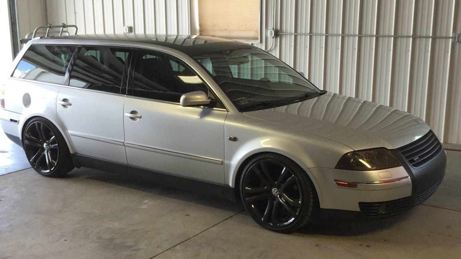 For 12000 Is This 2003 Vw Passat W8 Wagon A Dope Ride Engine Diagram