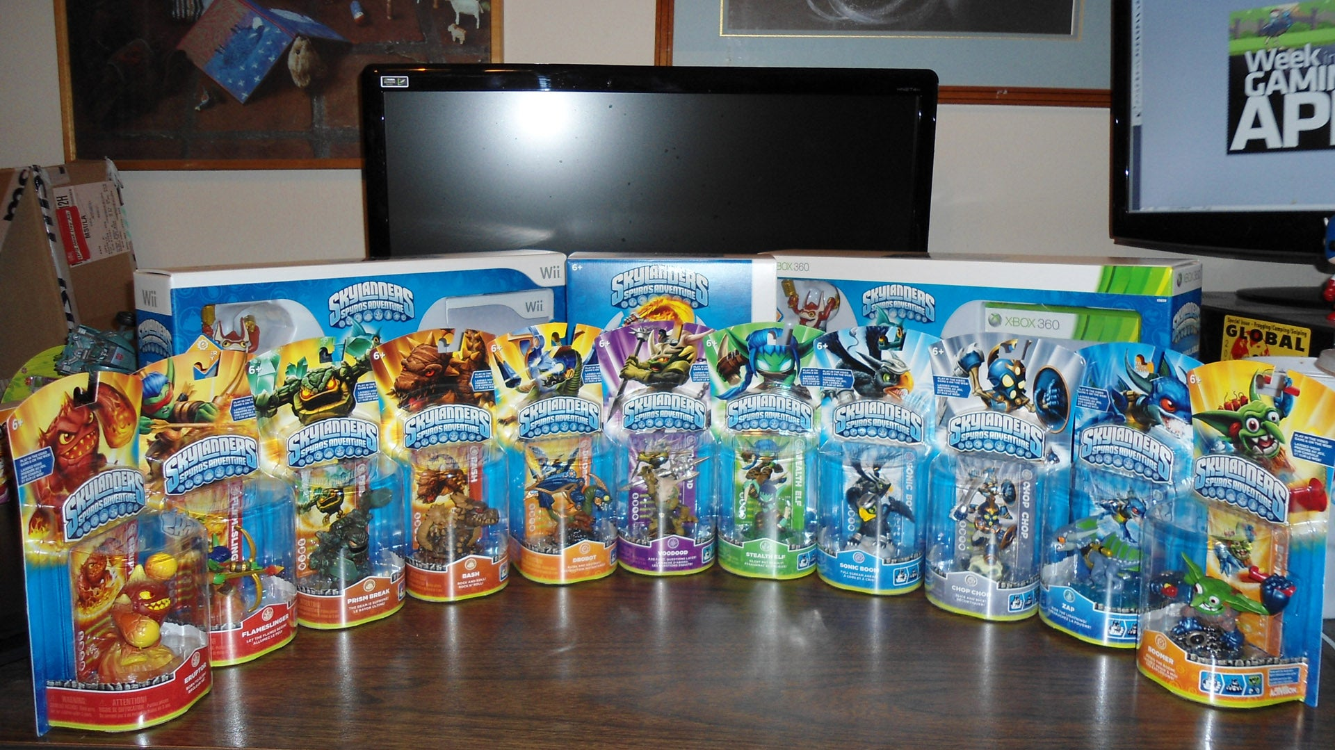 This is What Skylanders: Spyro's Adventure Has in Stores for You This