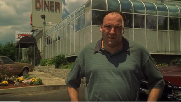 It's never a bad time to appreciate James Gandolfini's Sopranos performance
