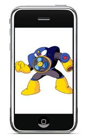 Illustration for article titled Capcom Go Crazy For iPhone Games