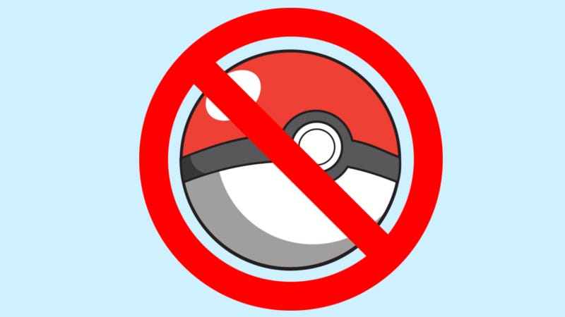 Illustration for article titled How to Block Everyone's Pokémon Go Posts