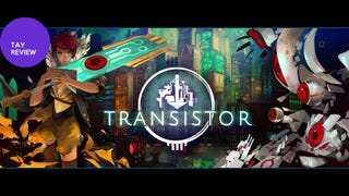 Illustration for article titled Transistor: The TAY Review
