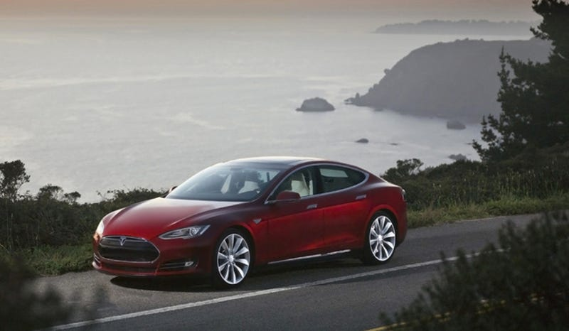 Illustration for article titled Saleen's First-Ever Electric Car Will Be A Tuned Tesla Model S