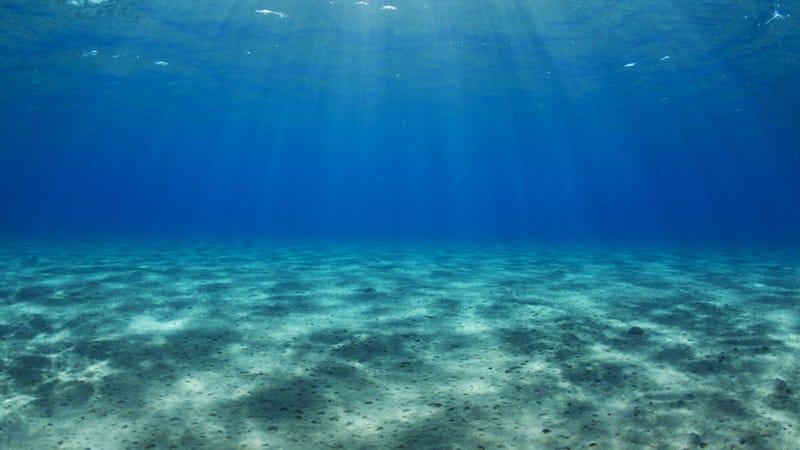 Researchers discover huge freshwater reserves under ocean for Ocean s floor