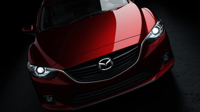 Illustration for article titled 2014 Mazda 6: This Is It