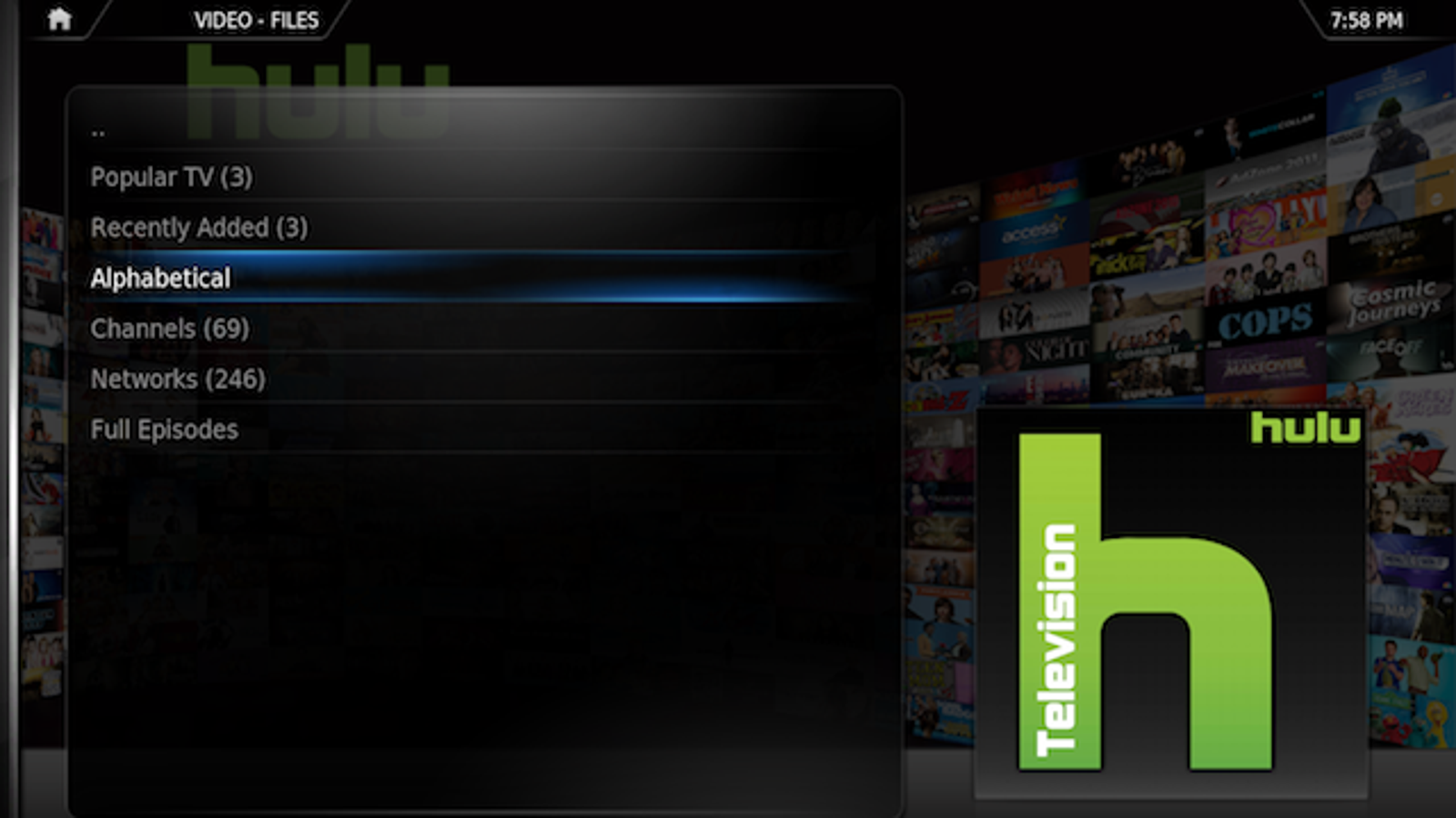 How to Add Hulu and Hulu Plus to XBMC (Again) [UPDATED]