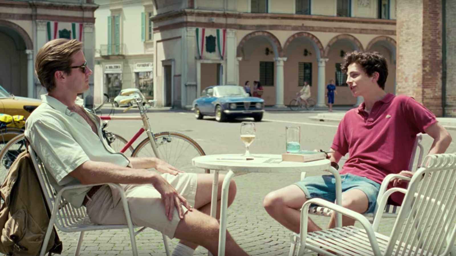 Writer James Ivory Does Not Want A Call Me By Your Name Sequel