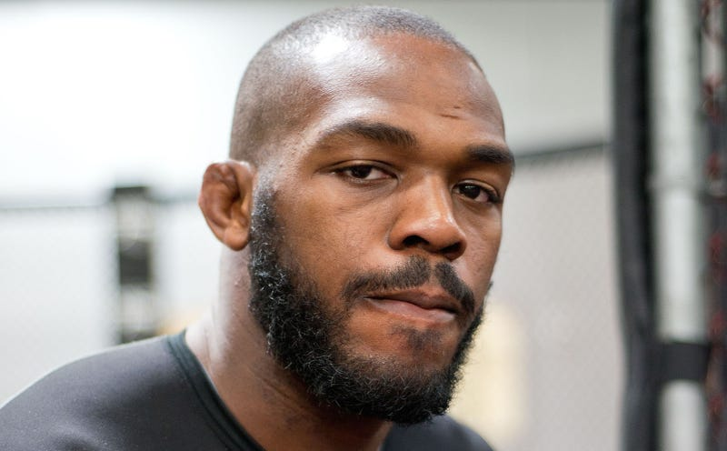 Illustration for article titled UFC Champion Jon Jones Suspect In Hit-And-Run; Wanted By Police
