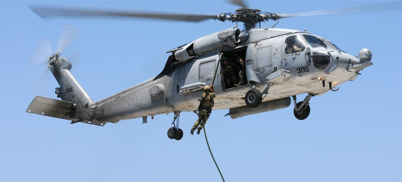 Illustration for article titled Navy SEALs Swoop In And Seize Oil Tanker Stolen By Libyan Militia