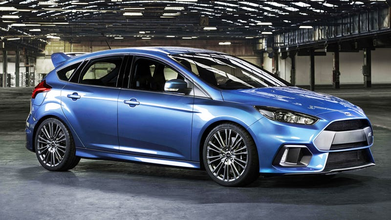 Ford Focus Awd >> 2016 Ford Focus Rs This Is Your 320 Hp Awd Monster Hatch From Ford