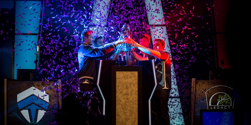 Illustration for article titled I Went To Australia's League Of Legends Final And I Was Very Confused