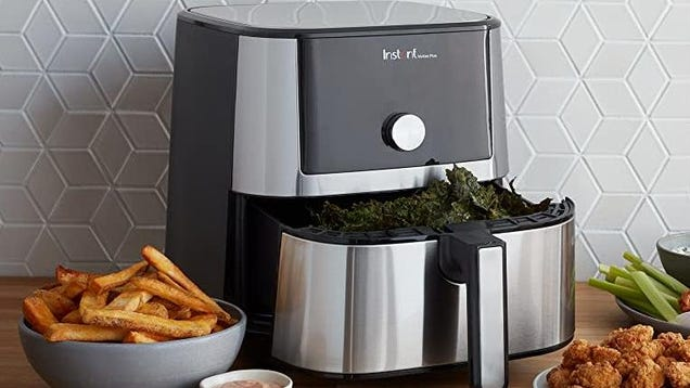 Air Fry, Broil, and Bake in the Instant Vortex Plus 6-in-1 for 50% Less Today