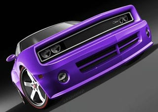 Illustration for article titled The 2010 Dodge Charger Coupe That Never Was...Or Ever Will Be