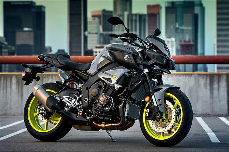 The Yamaha FZ-10 Is The Badass Superbike You Can Actually