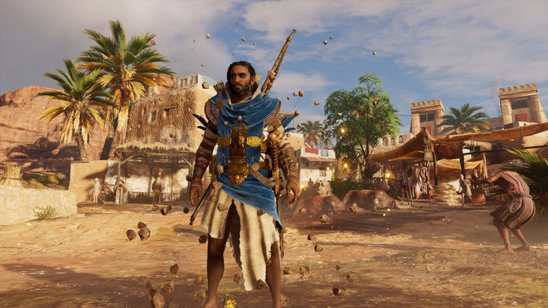 Assassin's Creed Origins' New Expansion Goes Full Crazy ...