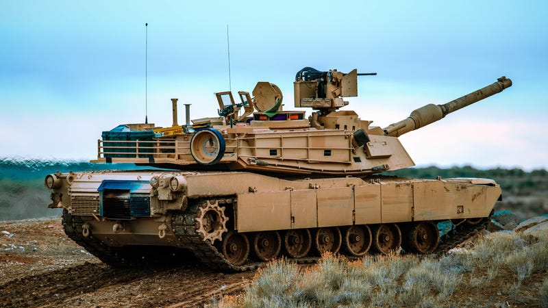 Here's How the U S  Army Is Upgrading the Abrams Tank for