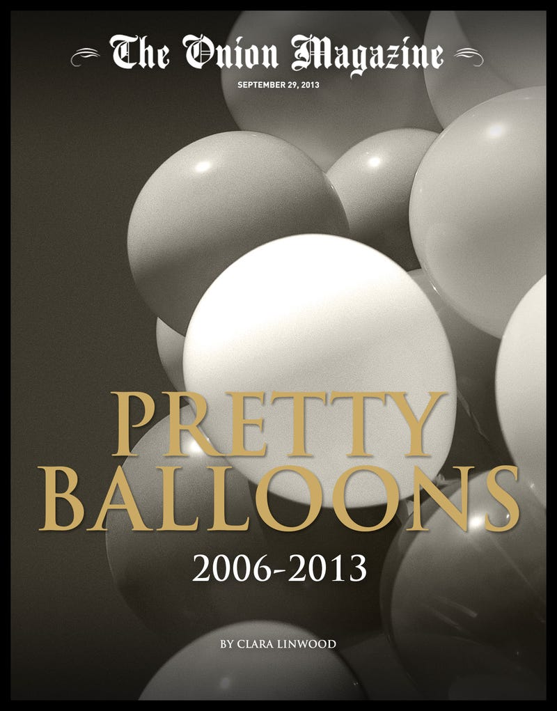 Illustration for article titled Pretty Balloons 2006-2013