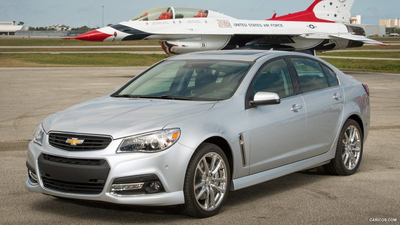 Illustration for article titled Here Are The Ten Best Cars You Can Buy For The Price Of A Chevrolet SS