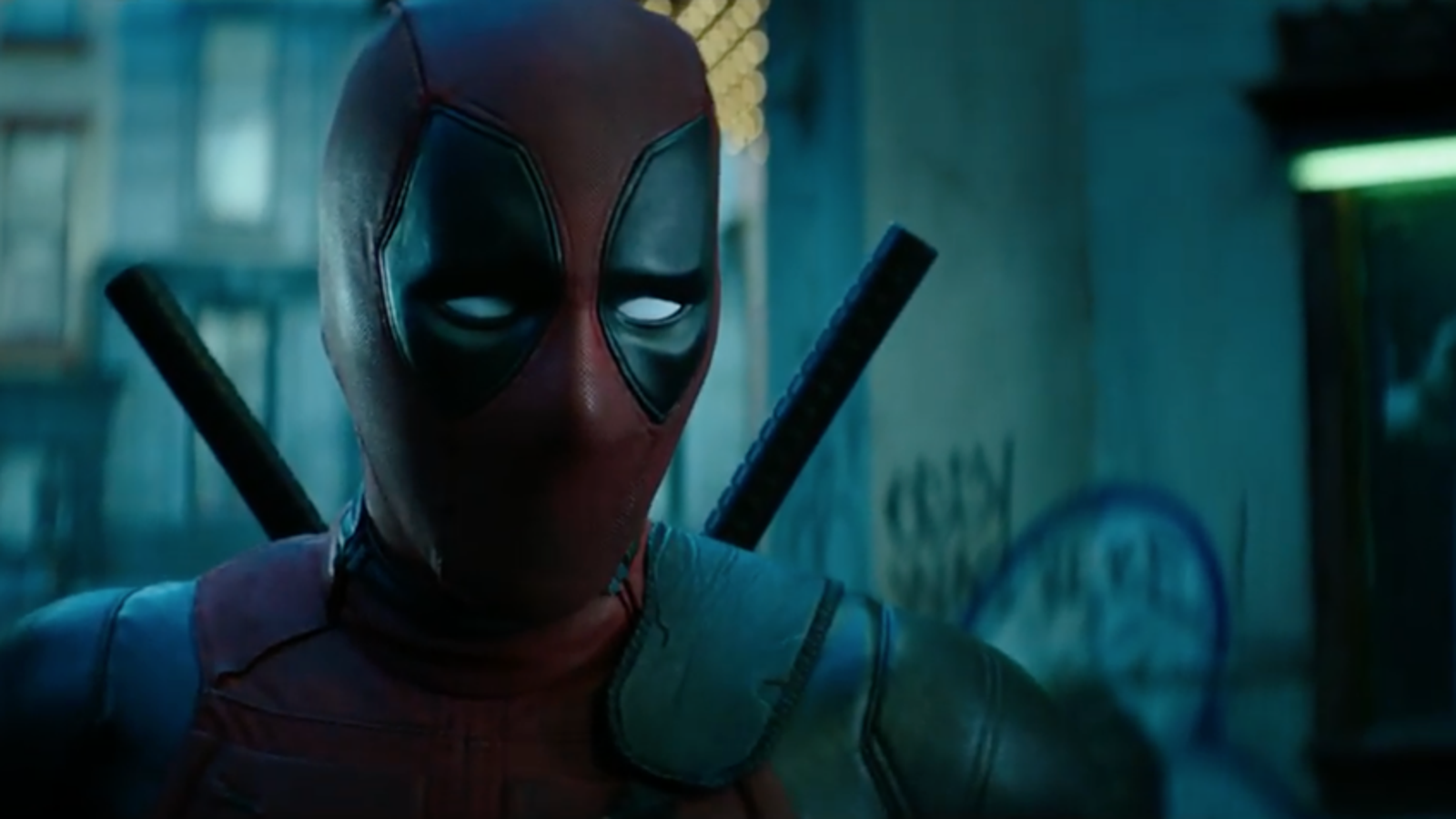 Ryan Reynolds Releases That Deadpool Teaser